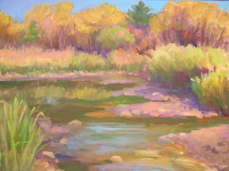 September on Fall River