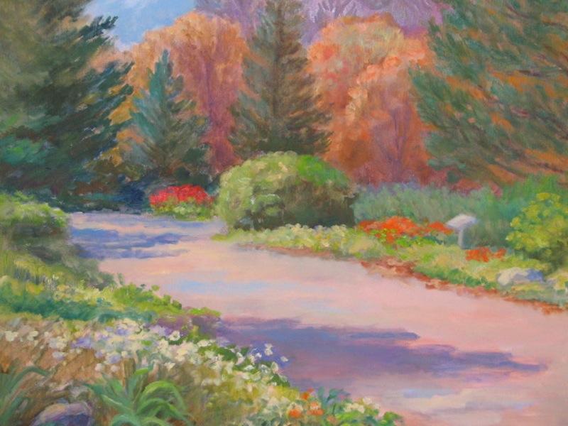 Fall in Arboretum